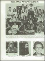 1972 Lanier High School Yearbook Page 62 & 63