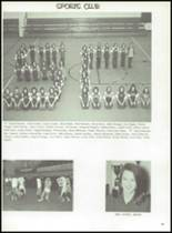 1972 Lanier High School Yearbook Page 66 & 67