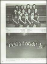 1972 Lanier High School Yearbook Page 68 & 69