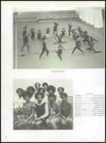 1972 Lanier High School Yearbook Page 74 & 75