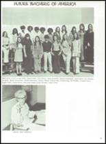 1972 Lanier High School Yearbook Page 76 & 77
