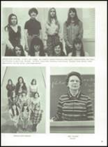 1972 Lanier High School Yearbook Page 82 & 83