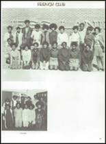 1972 Lanier High School Yearbook Page 84 & 85