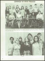 1972 Lanier High School Yearbook Page 86 & 87