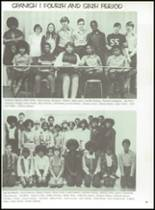 1972 Lanier High School Yearbook Page 88 & 89