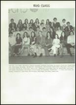 1972 Lanier High School Yearbook Page 98 & 99