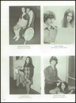 1972 Lanier High School Yearbook Page 104 & 105