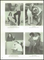 1972 Lanier High School Yearbook Page 106 & 107