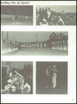 1972 Lanier High School Yearbook Page 110 & 111