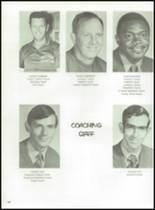 1972 Lanier High School Yearbook Page 112 & 113