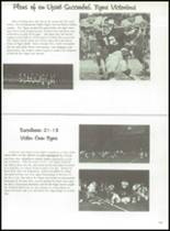 1972 Lanier High School Yearbook Page 116 & 117