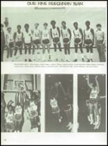 1972 Lanier High School Yearbook Page 124 & 125