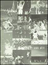 1972 Lanier High School Yearbook Page 126 & 127