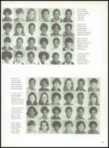 1972 Lanier High School Yearbook Page 130 & 131