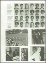 1972 Lanier High School Yearbook Page 132 & 133