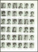 1972 Lanier High School Yearbook Page 142 & 143