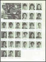 1972 Lanier High School Yearbook Page 158 & 159