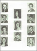 1972 Lanier High School Yearbook Page 164 & 165