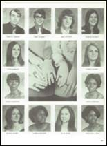 1972 Lanier High School Yearbook Page 168 & 169