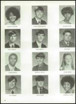 1972 Lanier High School Yearbook Page 174 & 175