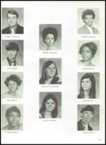 1972 Lanier High School Yearbook Page 180 & 181