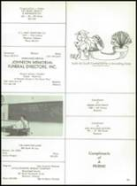 1972 Lanier High School Yearbook Page 206 & 207