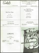 1972 Lanier High School Yearbook Page 208 & 209
