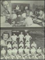 1956 Bear Creek High School Yearbook Page 14 & 15