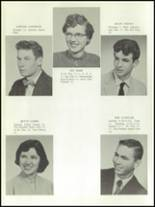 1956 Bear Creek High School Yearbook Page 22 & 23