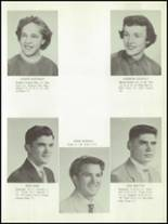 1956 Bear Creek High School Yearbook Page 24 & 25