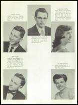 1956 Bear Creek High School Yearbook Page 26 & 27