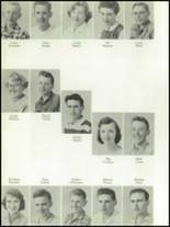 1956 Bear Creek High School Yearbook Page 42 & 43