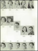 1956 Bear Creek High School Yearbook Page 44 & 45