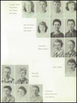 1956 Bear Creek High School Yearbook Page 52 & 53
