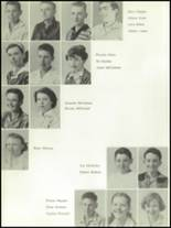 1956 Bear Creek High School Yearbook Page 54 & 55