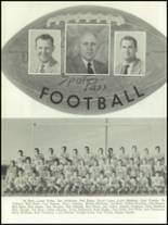 1956 Bear Creek High School Yearbook Page 58 & 59
