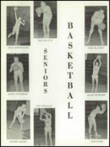1956 Bear Creek High School Yearbook Page 62 & 63