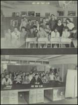 1956 Bear Creek High School Yearbook Page 70 & 71