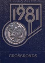 1981 Yearbook Sioux Rapids High School