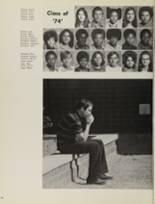 1972 Cajon High School Yearbook Page 18 & 19