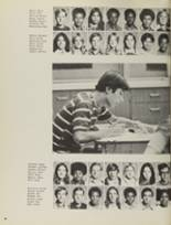 1972 Cajon High School Yearbook Page 22 & 23