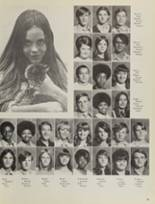 1972 Cajon High School Yearbook Page 46 & 47