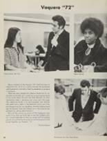 1972 Cajon High School Yearbook Page 84 & 85