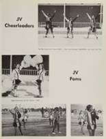1972 Cajon High School Yearbook Page 100 & 101