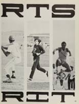 1972 Cajon High School Yearbook Page 108 & 109