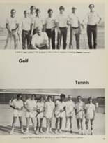 1972 Cajon High School Yearbook Page 126 & 127
