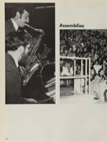 1972 Cajon High School Yearbook Page 132 & 133