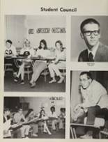 1972 Cajon High School Yearbook Page 136 & 137