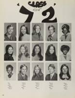 1972 Cajon High School Yearbook Page 140 & 141