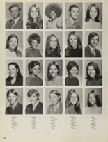 1972 Cajon High School Yearbook Page 142 & 143